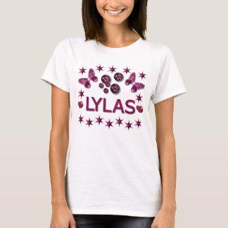 Camiseta Amor de LYLAS você gosta de uma irmã