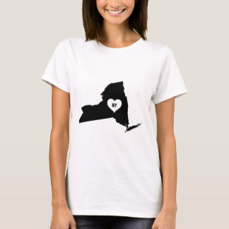 Camiseta Amor de New York