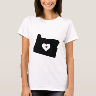 Camiseta Amor de Oregon