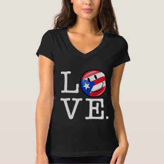 Camiseta Amor de Puerto Rico