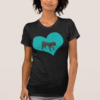 Camiseta Amor de Puggle