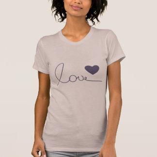 Camiseta Amor de Purple Heart