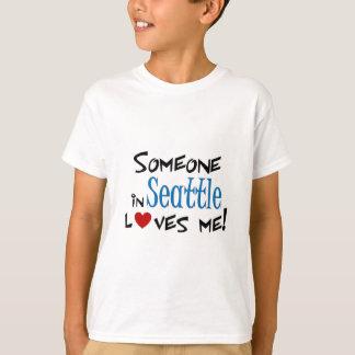 Camiseta Amor de Seattle
