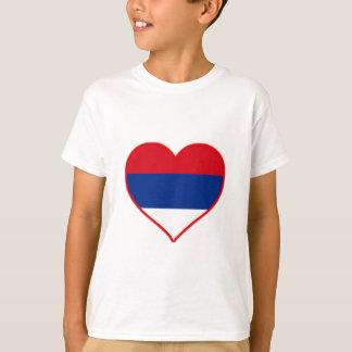 Camiseta Amor de Serbia