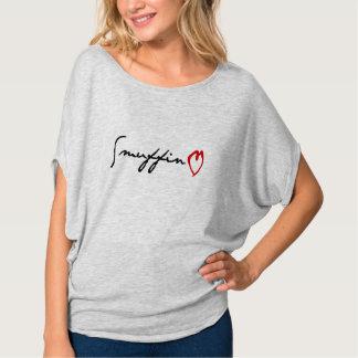 Camiseta Amor de Smuffin (camisas leves)