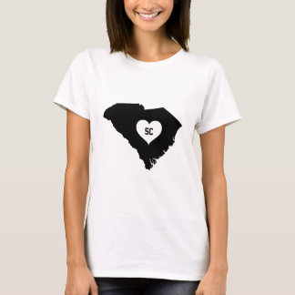 Camiseta Amor de South Carolina
