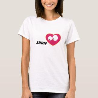 Camiseta Amor de Subie