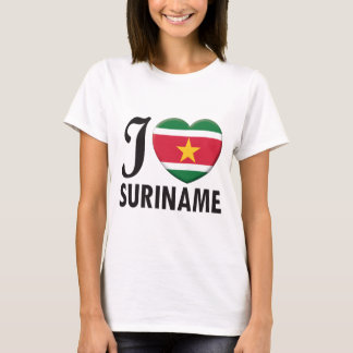 Camiseta Amor de Suriname