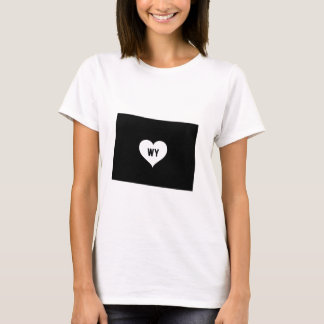 Camiseta Amor de Wyoming