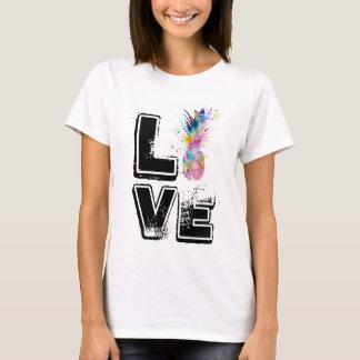 Camiseta Amor do abacaxi