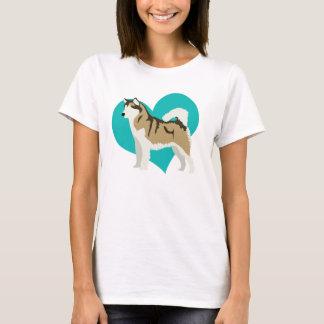 Camiseta Amor do Alasca