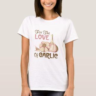Camiseta Amor do alho
