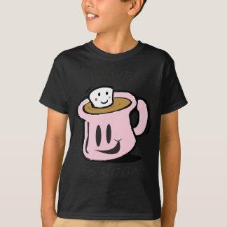 Camiseta amor do cacau