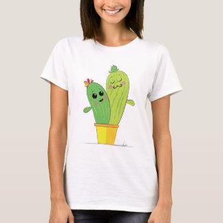 Camiseta amor do cacto