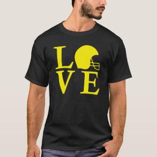 Camiseta AMOR do futebol de Iowa