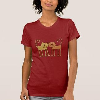 Camiseta Amor do gato