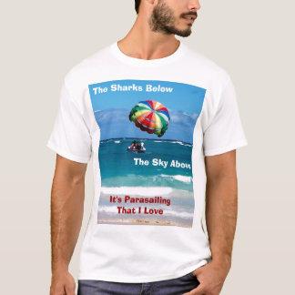 Camiseta Amor do Parasailing