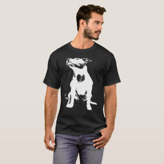 Camiseta amor do pitbull