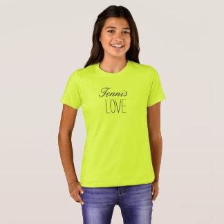 Camiseta Amor do tênis
