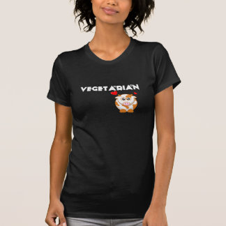 Camiseta Amor do vegetariano