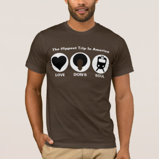 Camiseta Amor/Don/alma