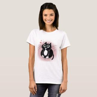 Camiseta Amor dos gatinhos você!