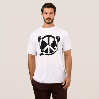 Camiseta Amor e paz