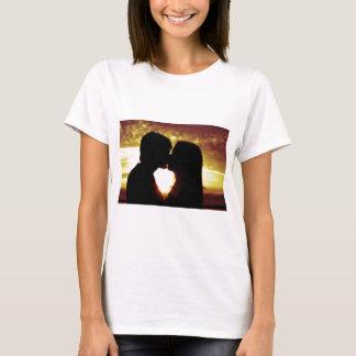 Camiseta Amor e verão