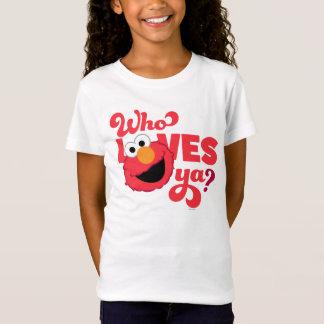Camiseta Amor Elmo