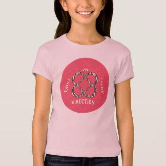 Camiseta Amor em cada sentido! (TM)