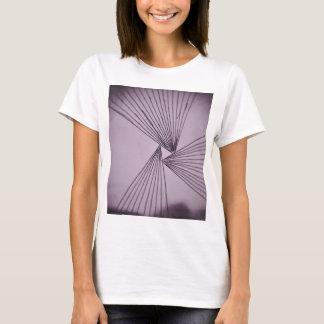 Camiseta Amor focalizado explícito roxo