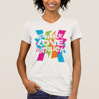 Camiseta Amor golpeado