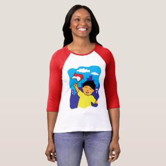 Camiseta Amor Indo