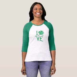 Camiseta Amor irlandês