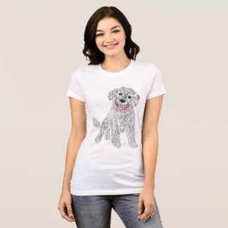 Camiseta Amor Labradoodles!