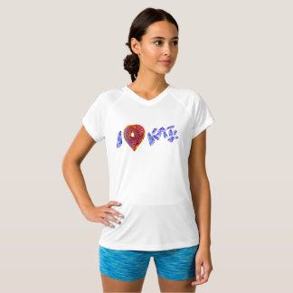 Camiseta Amor original Katy da KP I