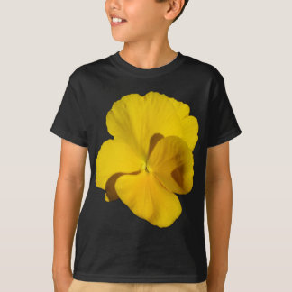 Camiseta Amor perfeito amarelo 201711f