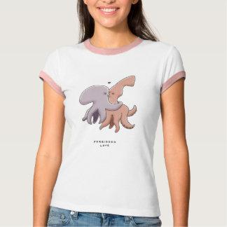 Camiseta amor proibido