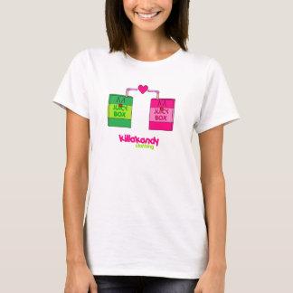 Camiseta Amor suculento da caixa:)
