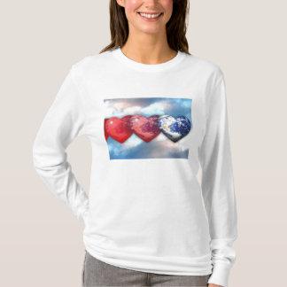 Camiseta Amor terrestre
