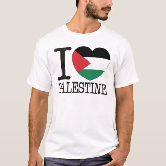 Camiseta Amor v2 de Palestina