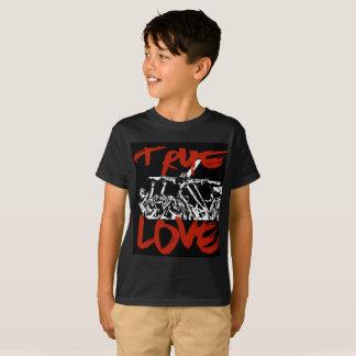 """Camiseta """"Amor verdadeiro """""""