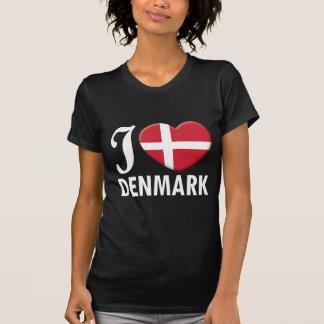 Camiseta Amor W de Dinamarca