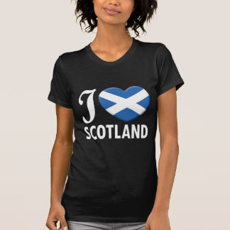 Camiseta Amor W de Scotland
