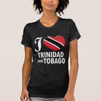 Camiseta Amor W de Trinidad and Tobago