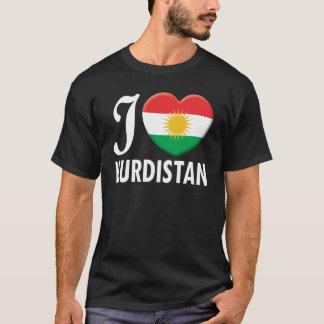 Camiseta Amor W do Curdistão