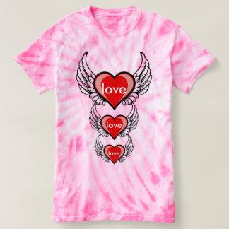 Camiseta amor X3 do amor do amor