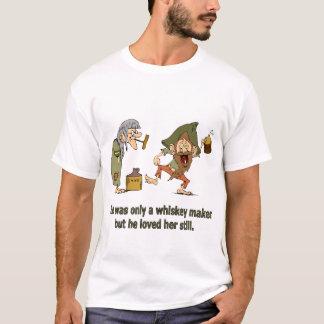 Camiseta Amou-a ainda