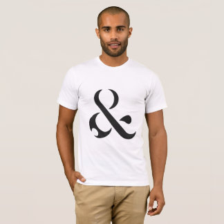 Camiseta Ampersand