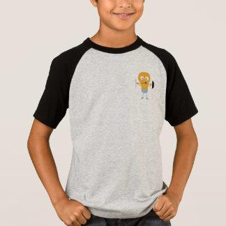 Camiseta Ampola da malhação com peso